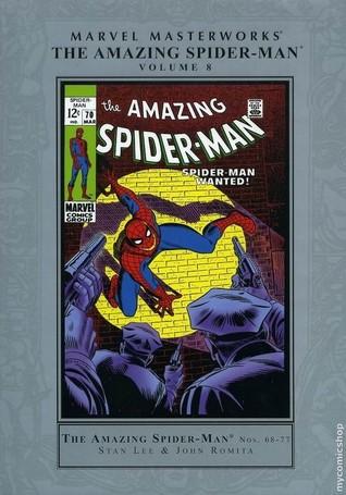 Marvel Masterworks: El asombroso hombre araña, Vol. 8