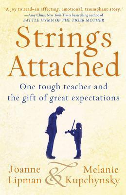 Cuerdas adjuntas: un maestro duro y el regalo de las grandes expectativas