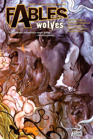 Fábulas, vol. 8: Lobos