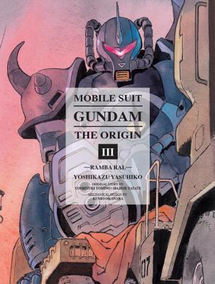 Mobile Suit Gundam: EL ORIGEN, Volumen 3: Ramba Ral