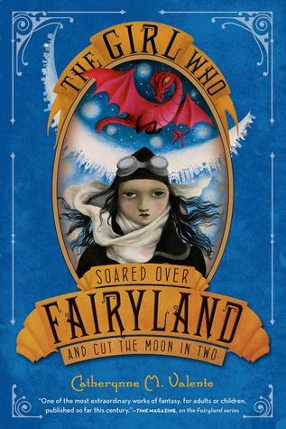 La chica que voló sobre Fairyland y cortar la luna en dos