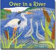 Más en un río: que fluye hacia el mar