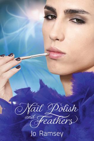 Esmalte de uñas y plumas