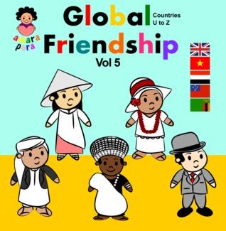 Global Friendship Vol 5 U - Z: Amistad Global Vol. 5 Reino Unido - Zambia