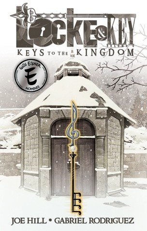 Locke & Key, vol. 4: Claves del Reino