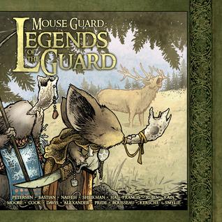 Mouse Guard: Leyendas de la Guardia, Vol. 1