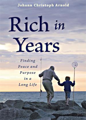 Rico en años: Encontrar la paz y el propósito en una larga vida