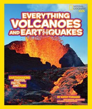 National Geographic Kids Todo Volcanes y Terremotos