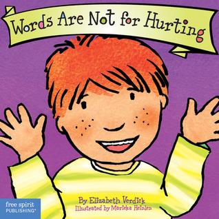 Las palabras no son para lastimar (Edades 0-3)