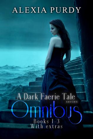 Una serie oscura del cuento del Faerie Libros del omnibus 1-3 con los suplementos