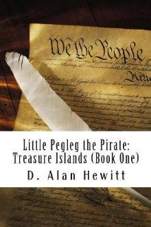 Little Pegleg the Pirate: Las islas del tesoro