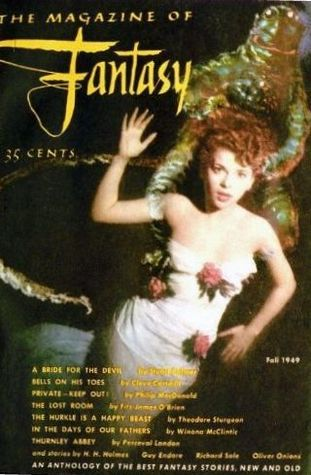 La revista de la fantasía, otoño de 1949