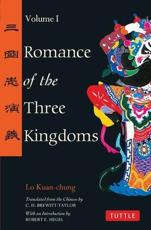 Romance de los Tres Reinos, Vol. 1