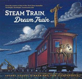 Tren a vapor, tren de ensueño