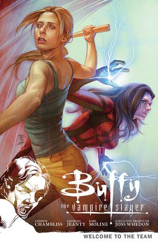 Buffy la Cazadora de Vampiros: Bienvenidos al Equipo