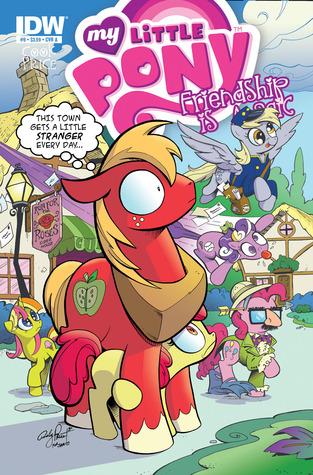 My Little Pony La amistad es mágica # 9
