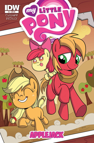 Mi pequeño potro: Micro-Series: # 6: Applejack