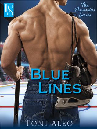 Las líneas azules