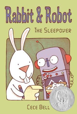 Conejo y Robot: El Sleepover