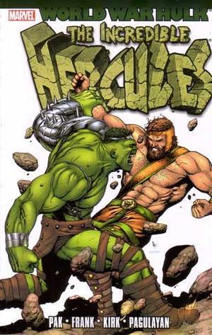 Hulk de la Segunda Guerra Mundial: El increíble Hércules