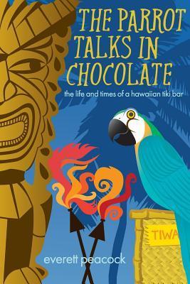 El loro habla en chocolate