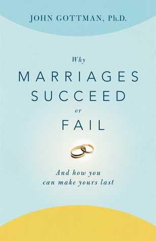 ¿Por qué los matrimonios tienen éxito o fracasan?