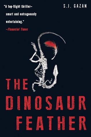 La pluma de dinosaurio