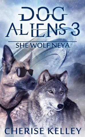 Perro Aliens 3: Ella lobo Neya
