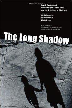 La sombra larga: antecedentes familiares, jóvenes urbanos desfavorecidos y la transición a la edad adulta