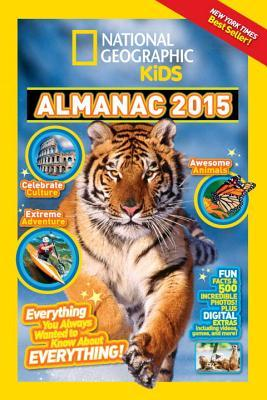 National Geographic Kids Almanac 2015, Edición canadiense
