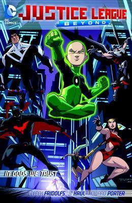 Justice League Más allá: In Gods We Trust