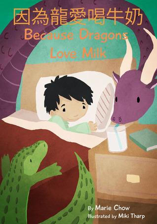 Porque los dragones aman la leche