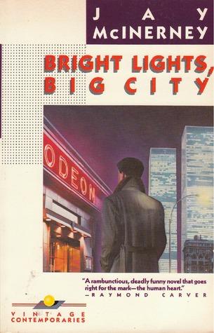 Luces brillantes, ciudad grande