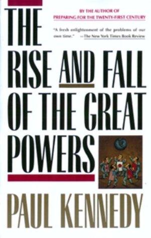 La subida y la caída de las grandes potencias (vintage)