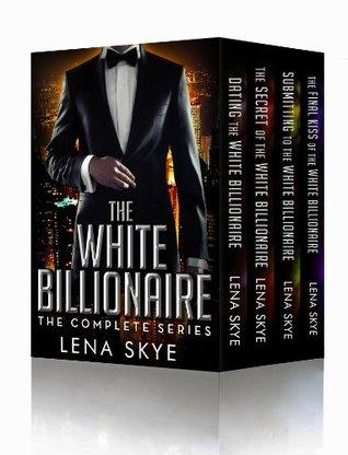 El conjunto completo de billonarios blancos (El billionario blanco # 1-4)