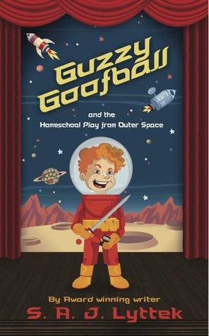 Guzzy Goofball y el juego de Homeschool desde el espacio exterior