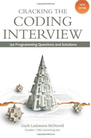 Cracking the Coding Entrevista: 150 preguntas y soluciones de programación
