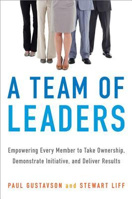 Un Equipo de Líderes: Capacitar a cada Miembro a tomar posesión, demostrar su iniciativa y entregar resultados