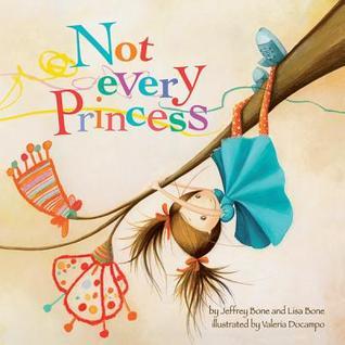 No todas las princesas