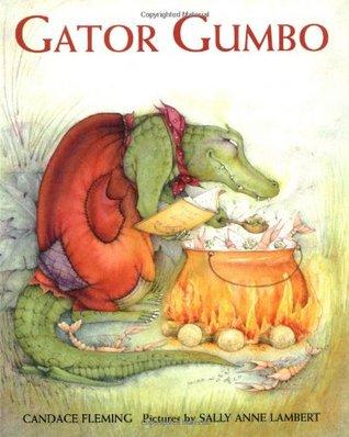 Gator Gumbo: Un cuento picante-caliente