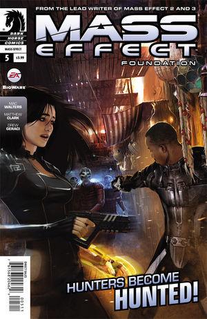 Fundación Mass Effect # 5