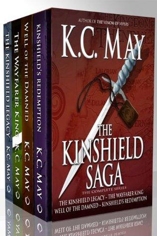 La saga de Kinshield: La serie completa