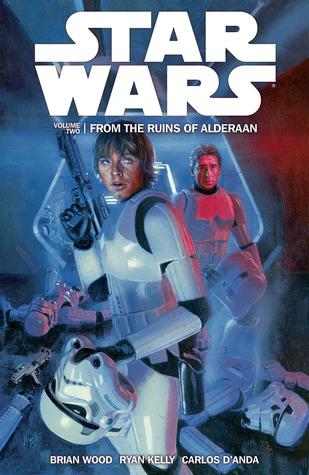 Star Wars, Volumen 2: De las ruinas de Alderaan