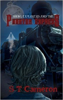Exploradores jóvenes y el Phantom Express