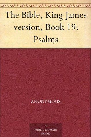 La Biblia, versión King James, Libro 19: Salmos