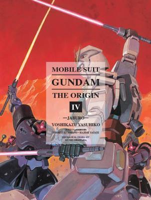 Mobile Suit Gundam: EL ORIGEN, Volumen 4: Jaburo
