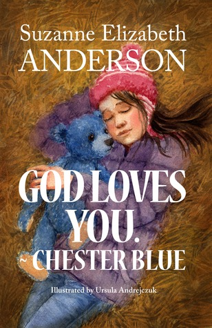 Dios te ama. Chester Blue