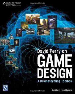 David Perry en el diseño de juegos: una caja de herramientas de lluvia de ideas