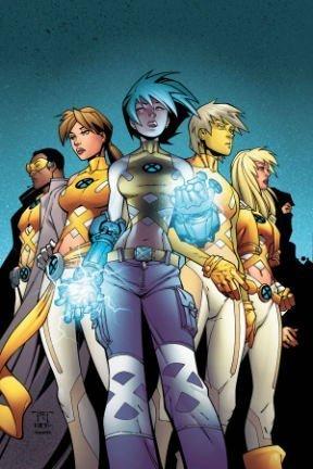 Nuevos X-Men: Academia X, Volumen 1: Selección de lados