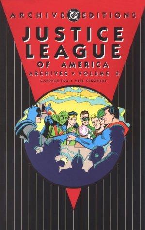 Liga de la Justicia de Archivos de América, Vol. 3
